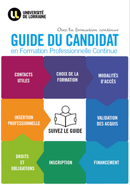 guide candidat fc