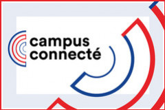 Un premier cycle à distance et coaché avec le dispositif campus connectés